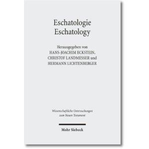 martin eckstein thesis